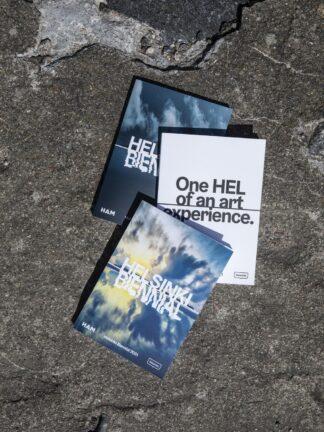 Helsinki Biennial notebook (5012201)