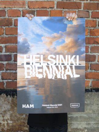 Helsinki Biennial poster (5012202)