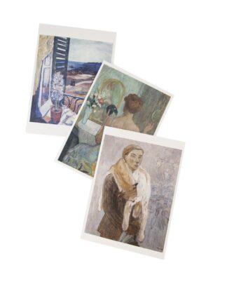 Tove Jansson postcards, 3 pcs (5012180)