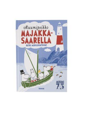 Muumipeikko Majakkasaarella, retki meriluontoon! (Finnish) (5012104)