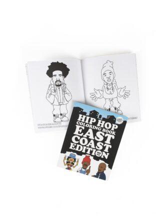 Hip hop -värityskirja (5012160)