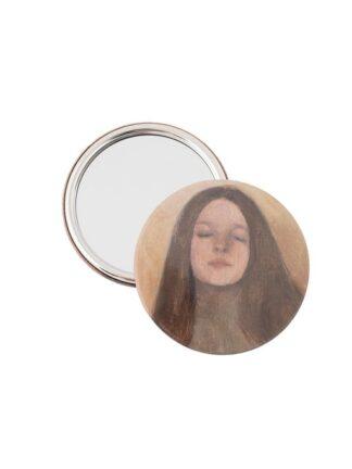 Thyra Elisabeth pocket mirror (5014029)