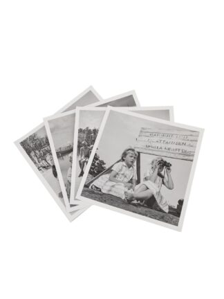 Vallisaari postikortti, 4 kpl (5012188)